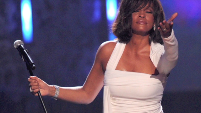 Man details discovering Whitney Houston