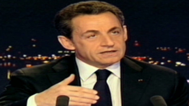 No shock in France: Sarkozy will run