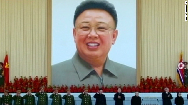 North Korea marks late Kim's birth
