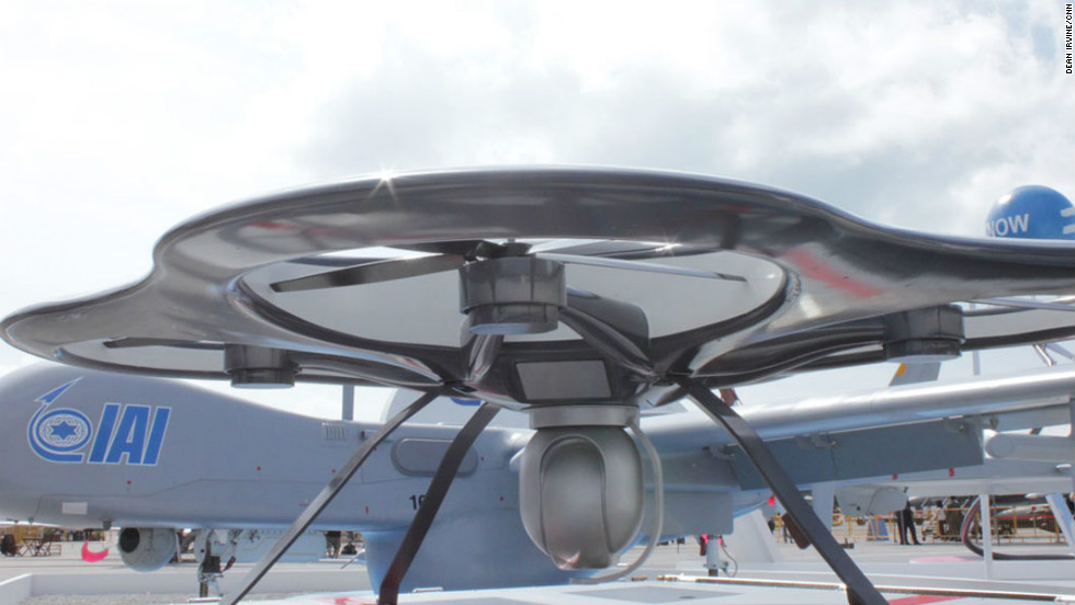 From Surveillance To Heavy Weaponry Drones Are An Increasingly Important Part Of Military Operations