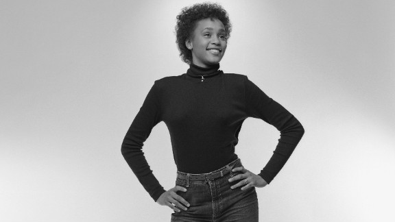 The portraits were taken in February 1982. The shoot was arranged by the manager of Whitney