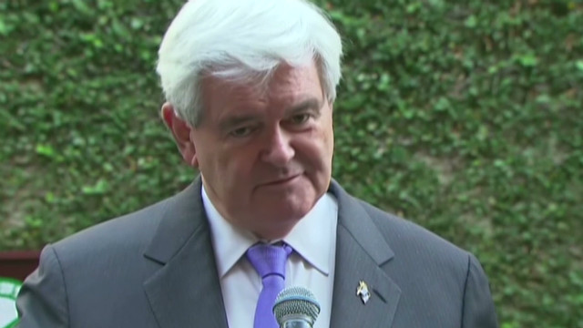 Gingrich: I'll be the front-runner again