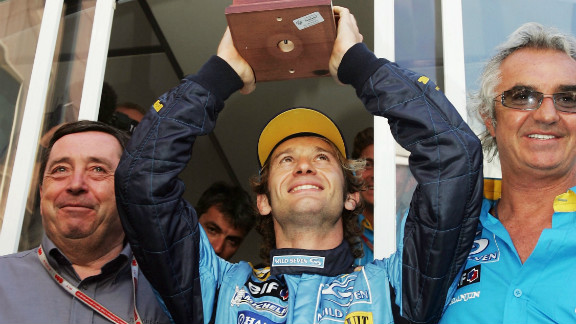 Veteran Italian Trulli has started 256 grand prix