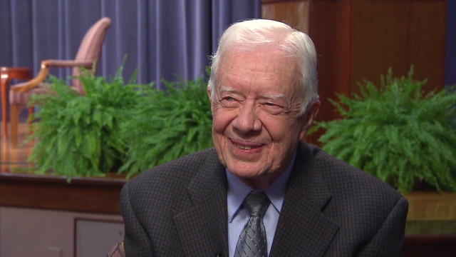 Jimmy Carter writes about his faith