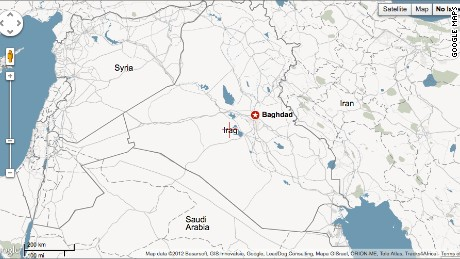 US service member killed in action in northern Iraq