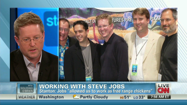 Stanton: What I learned from Steve Jobs
