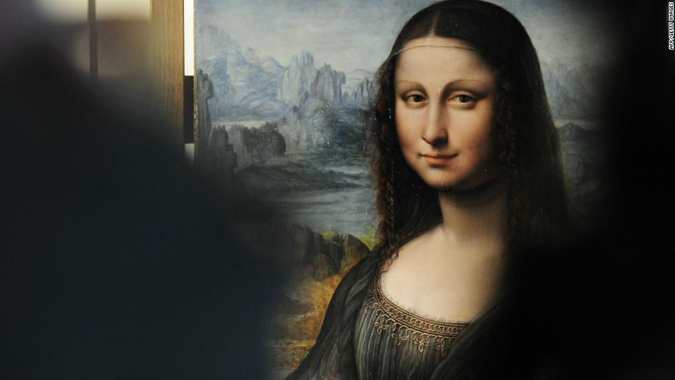 Prado Museum Displays Unique Copy Of The Mona Lisa Cnn