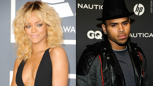 Rihanna, Chris Brown collaborating