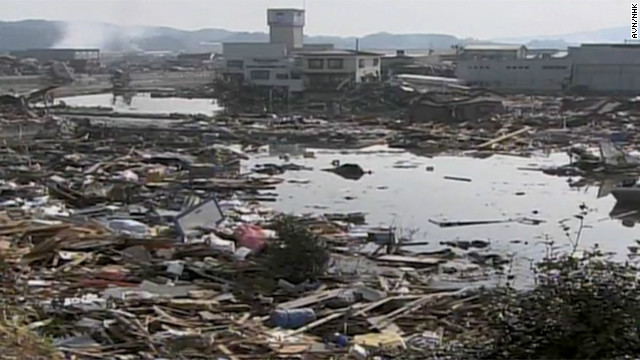 The strongest earthquake in Japan's history led to mass destruction and a tsunami that wiped out many coastal towns.
