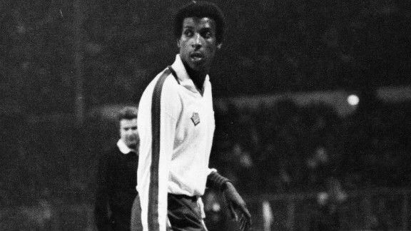 Viv Anderson won the English First Division and played a part in Nottingham Forest