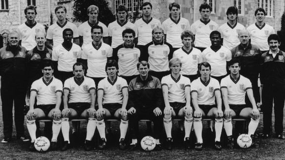 Anderson was one of just two black players in England
