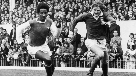 After spells at Arsenal and Cambridge United, Batson spent the majority of his career at West Brom. The Grenada-born defender was there between 1978 and 1982 before injury cut short his career. He later became an administrator with England