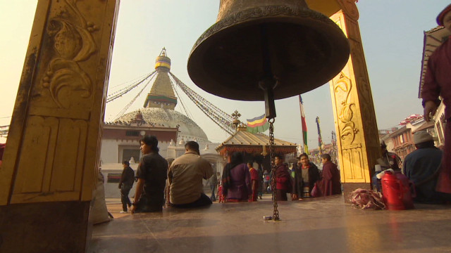 Tibetans say they're not safe in Nepal