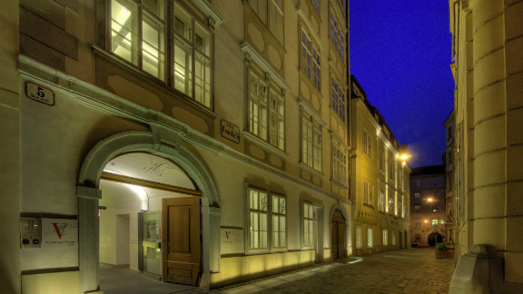 "The home where Mozart created ""The Marriage of Figaro"" is also a museum. Visitors can view objects from the composer"