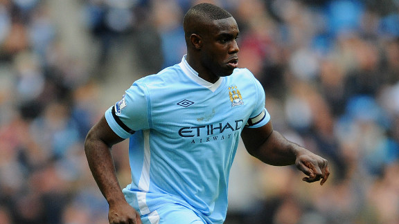 """Manchester City defender Micah Richards closed his Twitter account  in February after receiving sustained abuse from other users. """"I did enjoy Twitter and the banter with the fans, but I didn"""