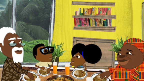 Waziri is now looking to attract the funding and sponsors needed to get the cartoon aired in Nigeria.