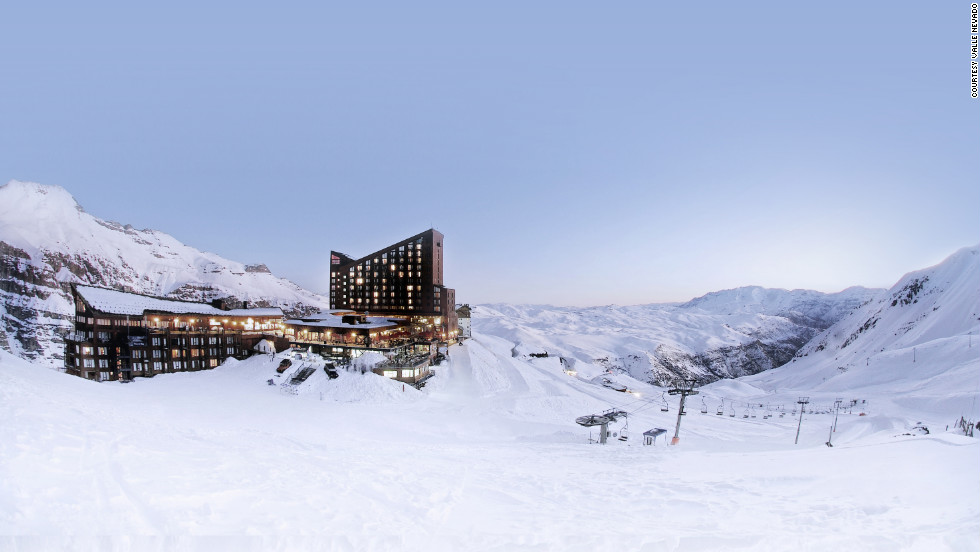 Valle Nevado is a haven for North American skiers who want to extend their season in the Southern Hemisphere.