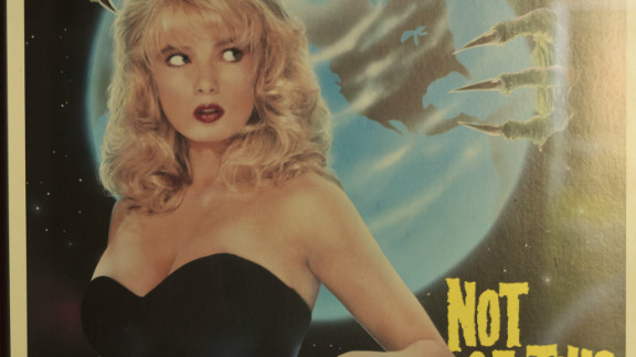 """The first theatrical film Tent edited was """"Not of This Earth"""" (1988), former porn star Traci Lords' mainstream debut and one of many films Tent did for B-movie producing titan Roger Corman."""