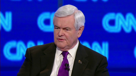 "Newt Gingrich on Thursday accused Obama of having ""voted in favor of infanticide."""
