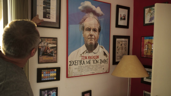 """Tent's other credits include """"About Schmidt,"""" starring Jack Nicholson."""