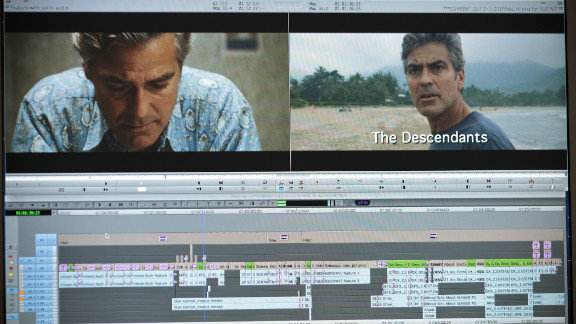 """""""The Descendants,"""" Tent's latest film (and latest collaboration with director Alexander Payne), received five Oscar nominations, including nods for George Clooney, Payne and best picture."""