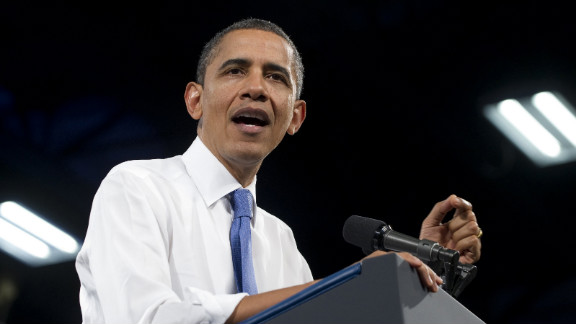 """President Barack Obama tells students Thursday that energy is  """"one of the major challenges of your generation."""""""