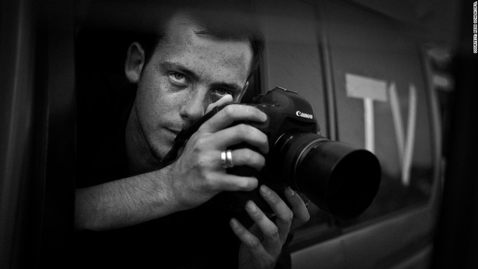 "Award-winning French photojournalist <a href=""http://www.ochlik.com/"" target=""_blank"">Remi Ochlik</a> was killed in the city of Homs while reporting on the bloody conflict in Syria on Wednesday."