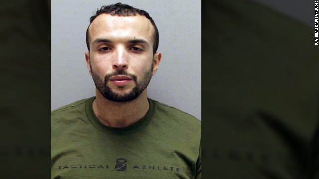 A 29-year old Moroccan man was arrested February 17, 2012 and charged with attempting to blow up the U.S. Capitol.