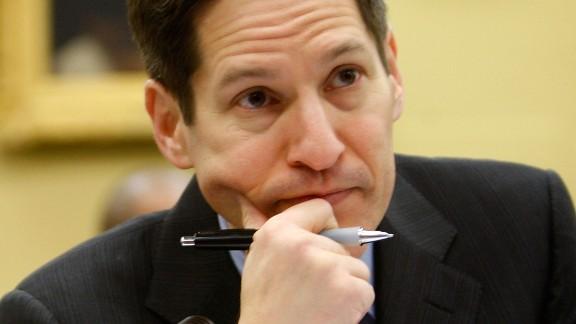 CDC Director Dr. Tom Frieden