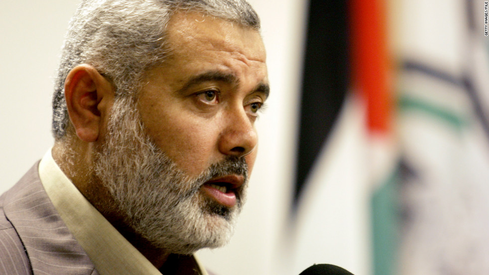 Ismail Haniyeh Fast Facts