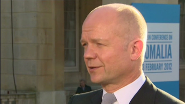 Hague on why no military action in Syria