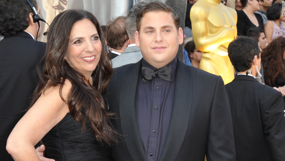 "From 10-year-old daughters to best friends -- attendees enjoyed the 84th Academy Awards with those closest to them. Jonah Hill, who was nominated for his role in ""Moneyball,"" brought his mom, Sharon Lyn, to the awards show. Take a look at some of the cutest couples of the night:"