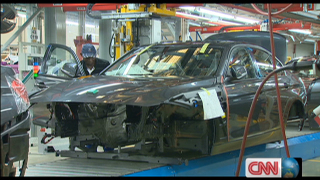 BMW proud of South African production