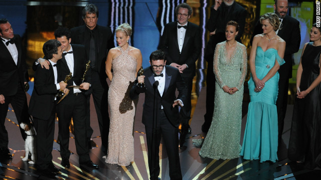 The big Oscar winners