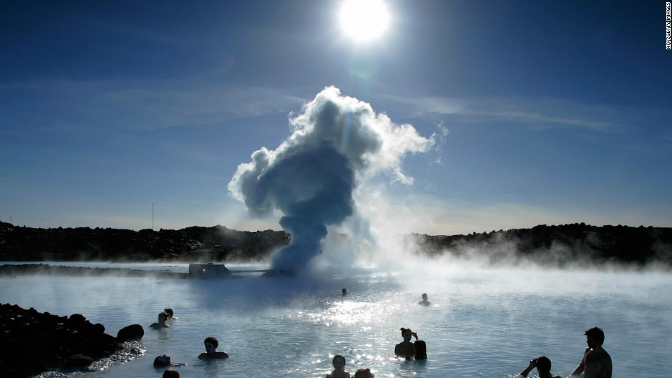 "For U.S. residents of the East Coast, Reykjavik can be a shorter flight than going to California, and you'll get hot springs, unique food (fermented shark anyone?), interesting culture and live volcanoes. ""Interstellar"" even filmed some scenes there."