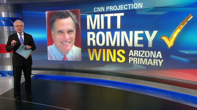 CNN calls race in Arizona