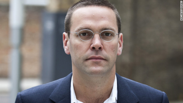 James Murdoch is stepping down as executive chairman of News International.