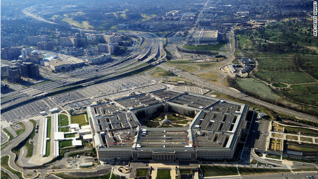 Pentagon awards controversial $10 billion cloud computing contract to Microsoft in Amazon snub