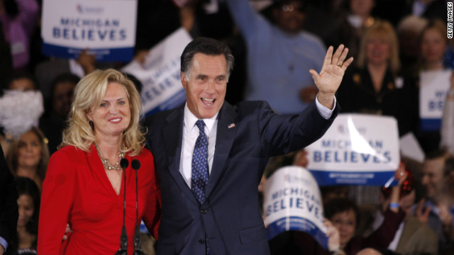 Is Romney officially ahead in GOP race?