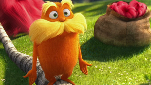 The Lorax' leaps to life on big screen - CNN Video