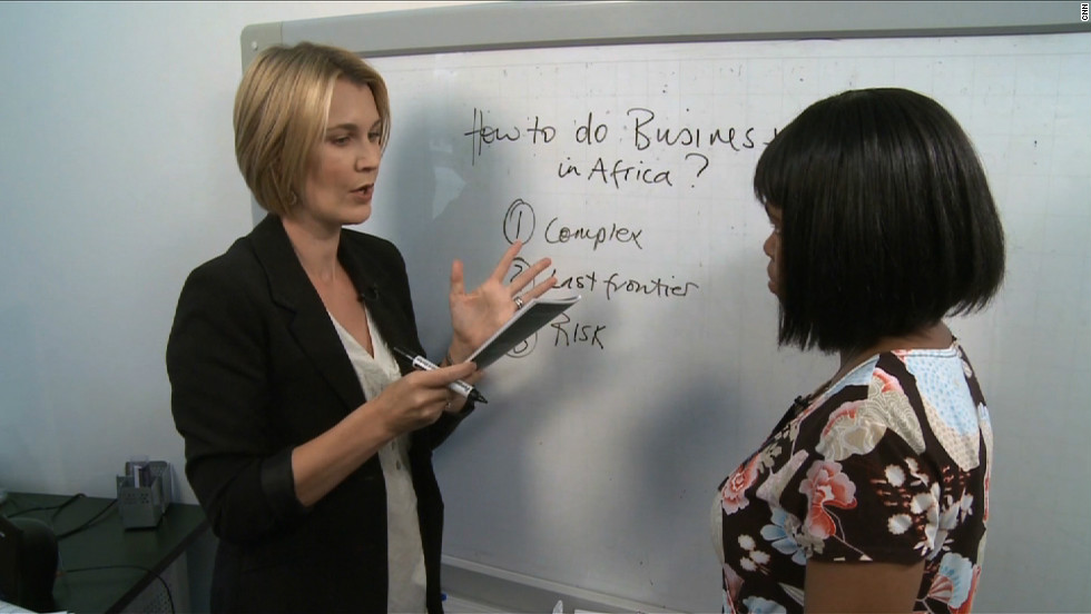 Ntebo Rajuili has written a pocket guide called 'How to do Business in Africa'. In this show, she explained to Robyn Curnow how cultural differences might hinder or help when doing business in Africa.