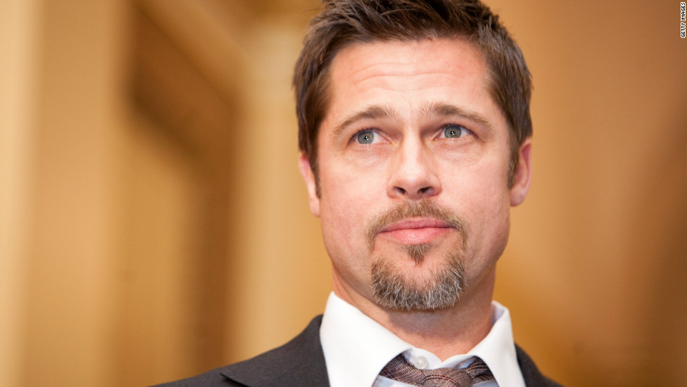 "In 2009, Brad Pitt told <a href=""http://www.parade.com/celebrity/celebrity-parade/2009/brad-pitt-on-real-love.html"" target=""_blank"">Parade</a> about his early days in the biz: ""I liked to smoke a bit of grass at the time, and I became very sheltered. Then I got bored. I was turning into a damn doughnut, really."""