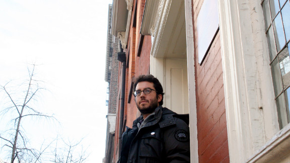 Jonathan Safran Foer is teaching creative writing at New York University this semester. Friends say he is humble, innovative, caring and shy.