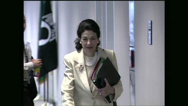 Sen. Snowe explains why leaving Congress