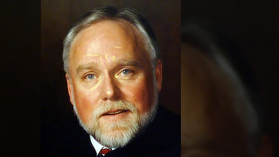 U.S. District Judge Richard Cebull was named to the bench by President George W. Bush in 2001.