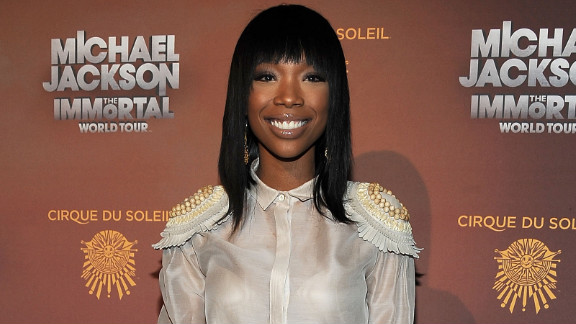 """""""I'm reinventing myself and I feel fearless,"""" Brandy told Rolling Stone."""