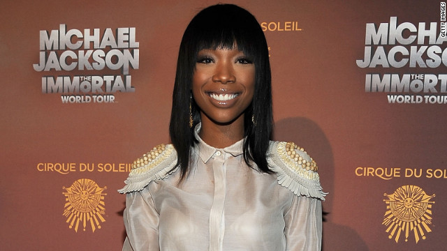 """I'm reinventing myself and I feel fearless,"" Brandy told Rolling Stone."