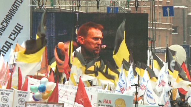 Russia's charismatic opposition leader
