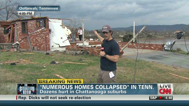Critical storm injuries in Chattanooga