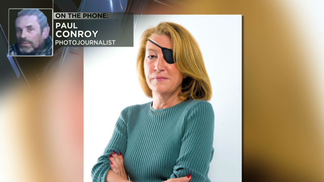 Conroy: Marie Colvin targeted, murdered